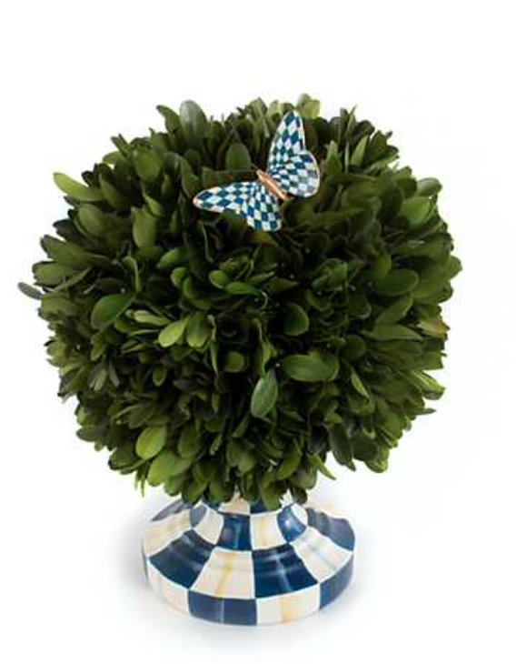 Royal check architects centerpiece small