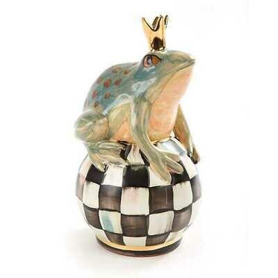 CC Frog on ball