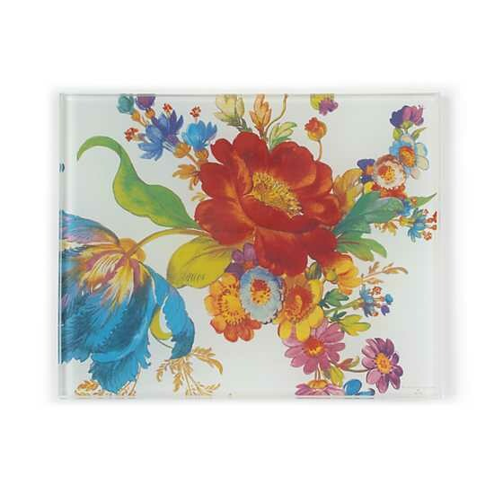 Flower Market Cutting Board Small