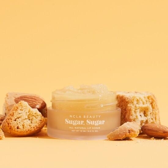 Sugar sugar almond cookie lip scrub