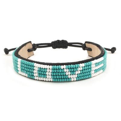 Love bracelet turquoise