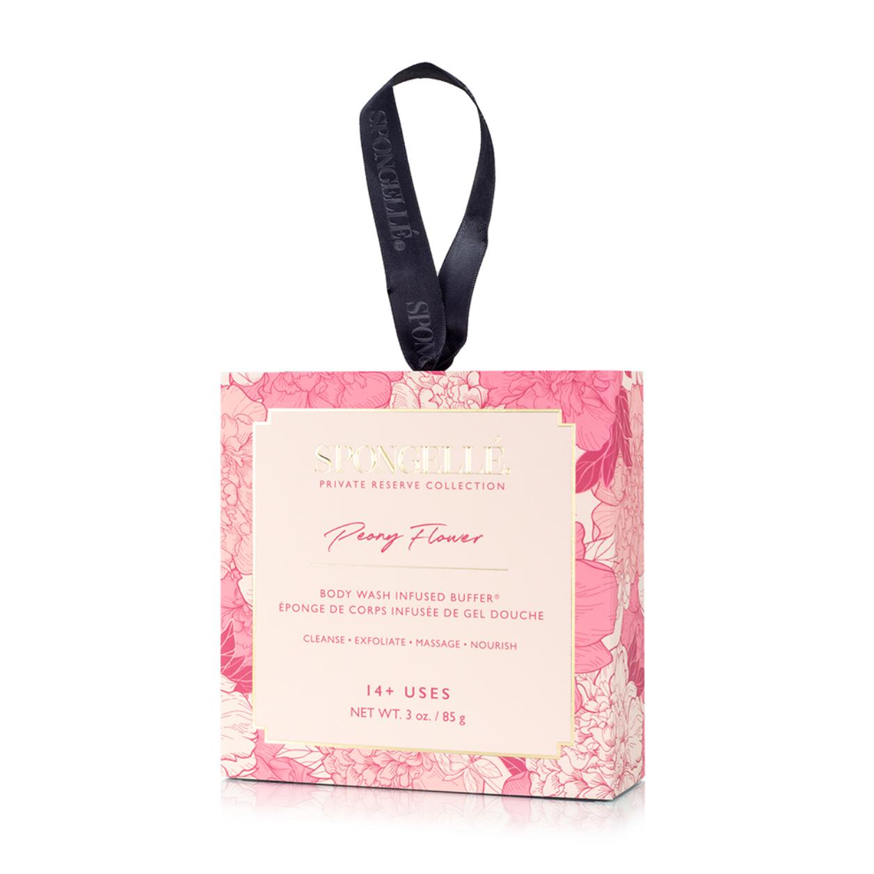 Boxed flower peony flower