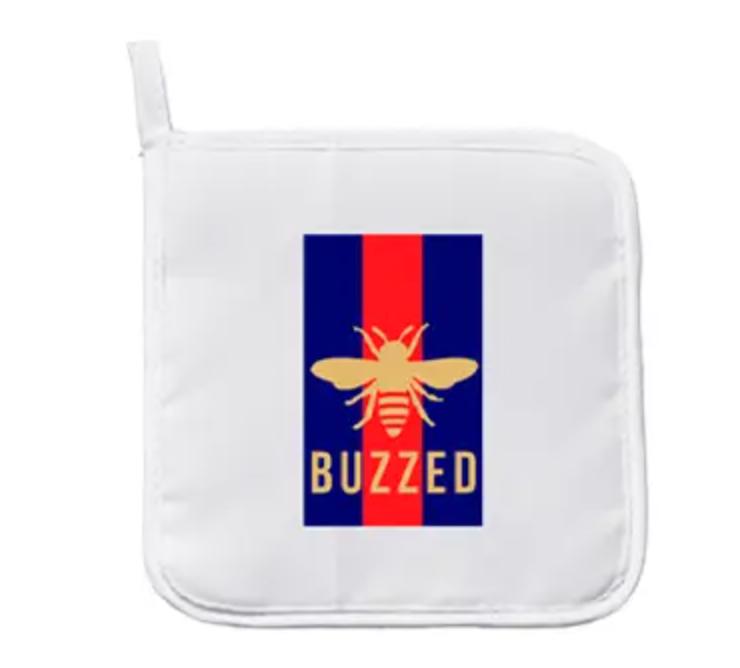Potholder Buzzed