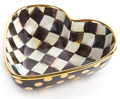 CC heart bowl large