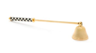 Black & White Check Candle Snuffer