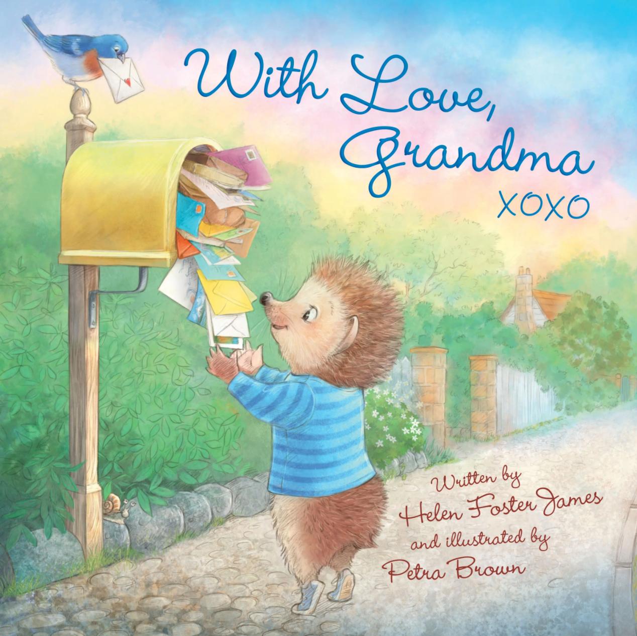 With love, grandma book