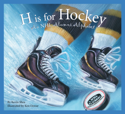 H is for hockey book