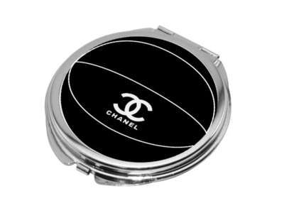 Compact mirror chanel