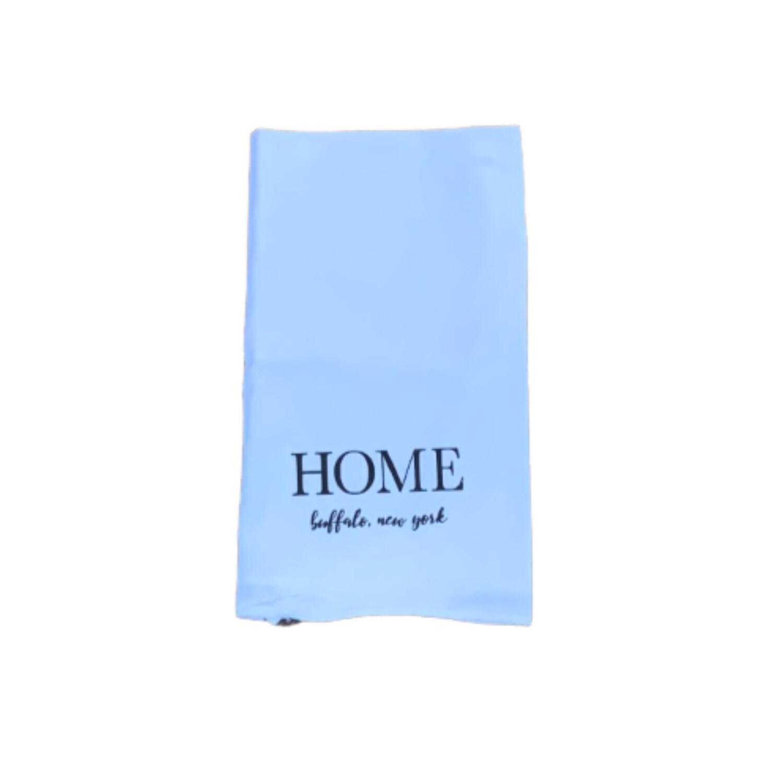Buffalo home cotton tea towel