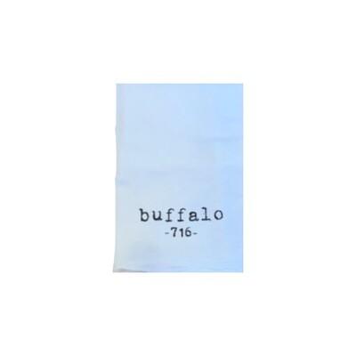 Buffalo 716 cotton tea towel