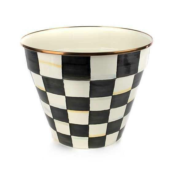 CC Enamel Garden Pot Extra Large