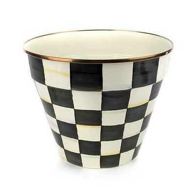 CC Enamel Garden Pot - XL