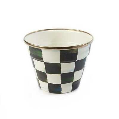 CC Enamel Garden Pot - Small