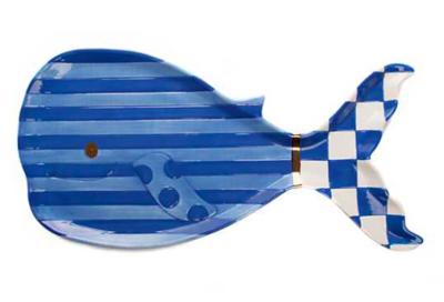 Big Blue Platter