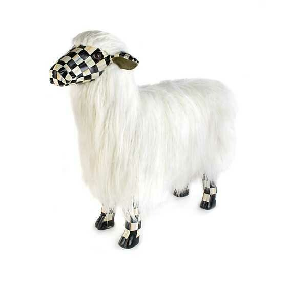 CC White Sheep Large