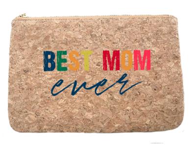Cork Bag Best Mom Ever