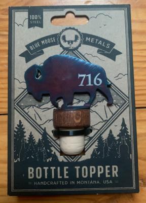 Buffalo Bottle Topper Torch