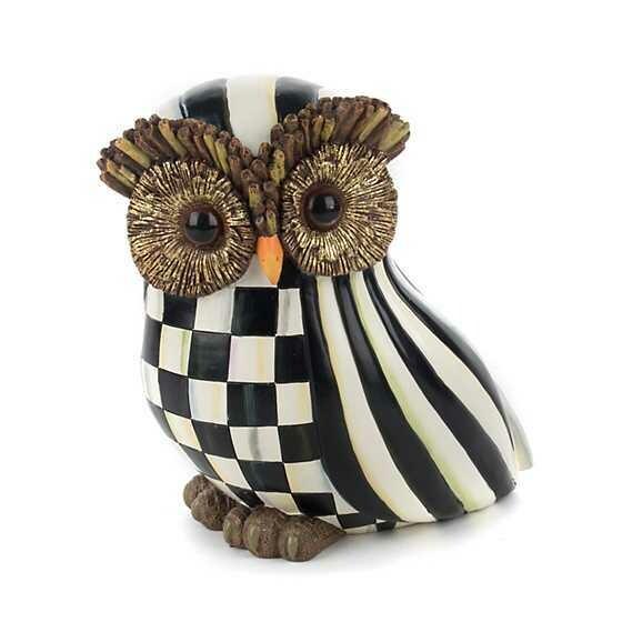 CC Stripe Owl