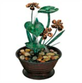 Lily Pad Fountain