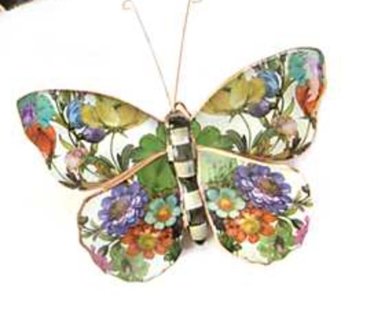 Flower Market Small Butterfly
