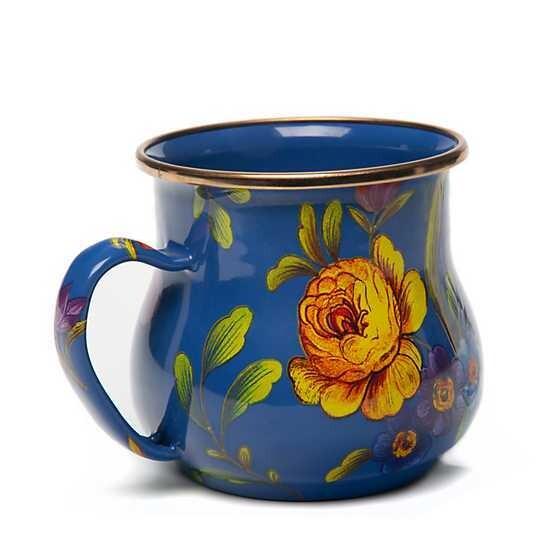 Flower Market Mug Lapis