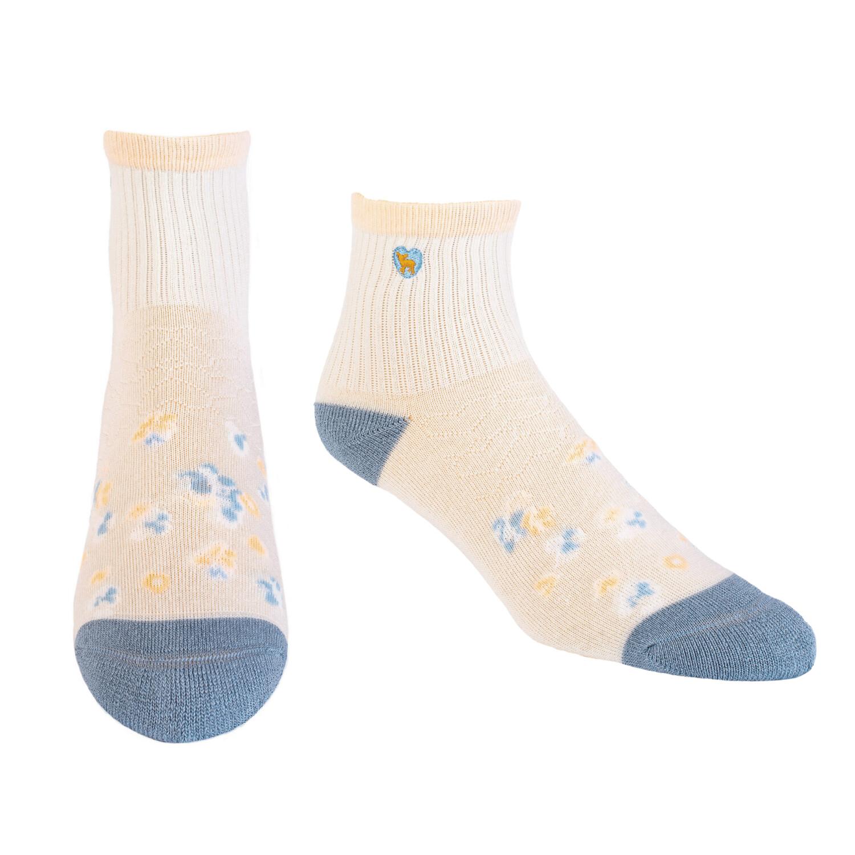 Pudus Socks Spring Blue Q M/L