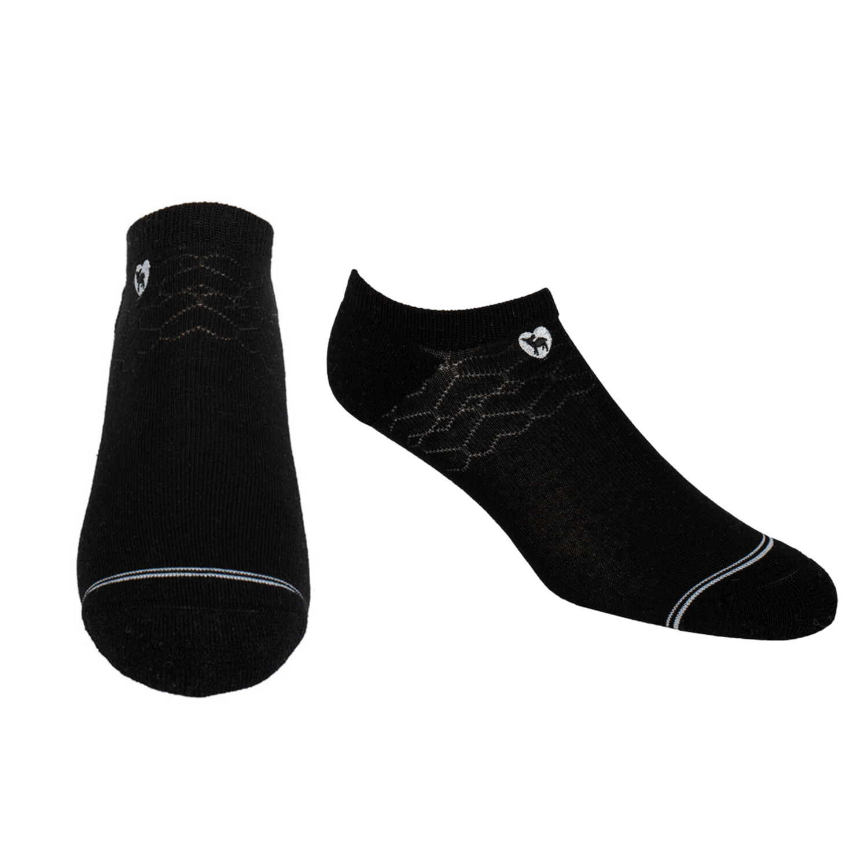 Pudus Socks Black Ank M/L