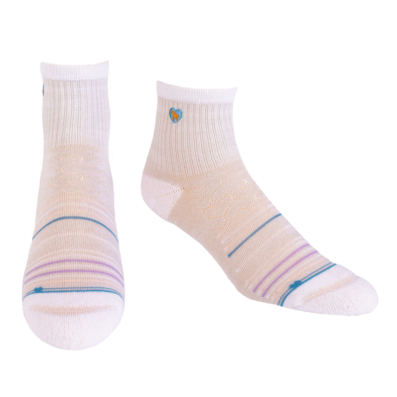 Pudus Socks Sea Grey Q S/M