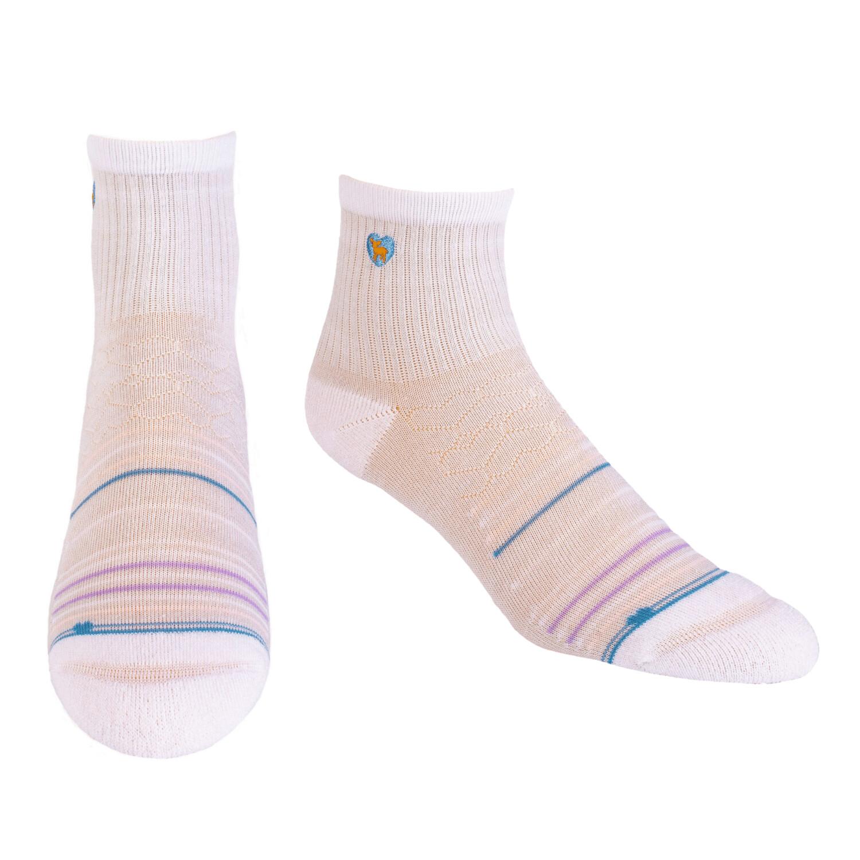 Pudus Socks Sea Grey Q M/L