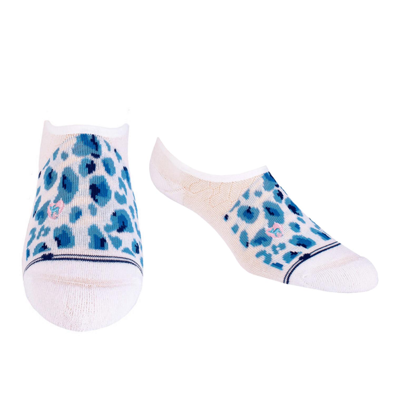 Pudus Socks Cat Blue NS M/L