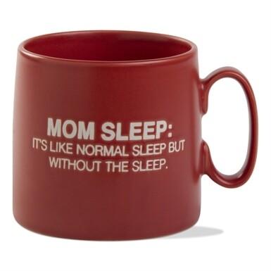 Mug Mom Sleep