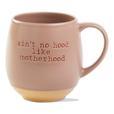 Mug No Hood Like Motherhood