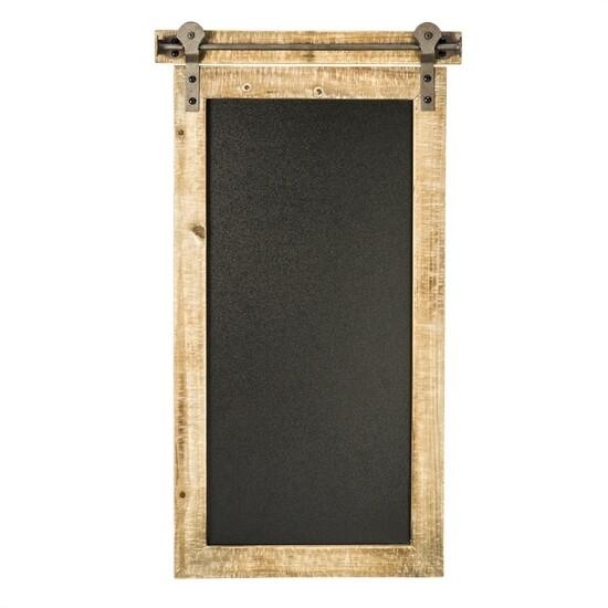 Wood Framed Chalk Board