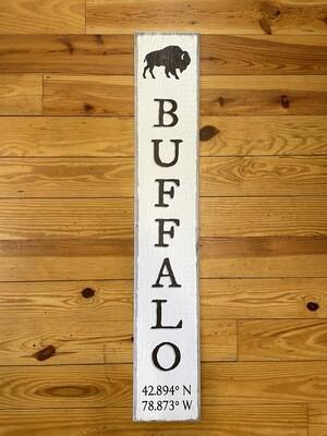Buffalo Porch Board