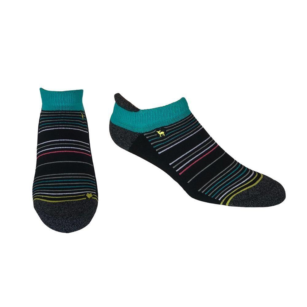 Pudus CC Socks Black Ank S/M