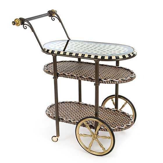 Dotography Bar Cart