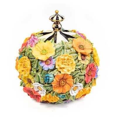 Flower Power Pumpkin - Small