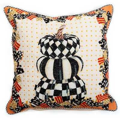 Pumpkin Tower Pillow