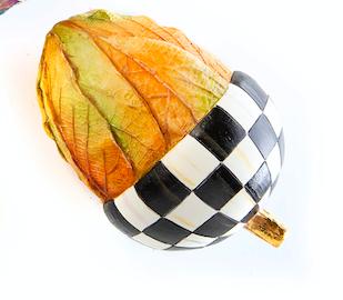 Foliage Acorn - Orange