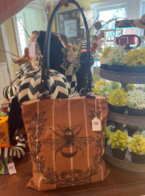 Bee Purse - Large