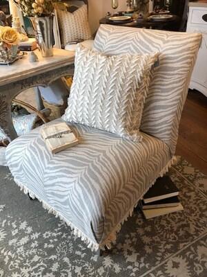Gorgeous Slipper Chair