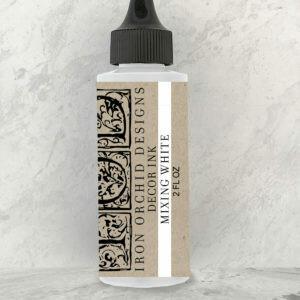 IOD Décor Ink  - 2 oz. Mixing White