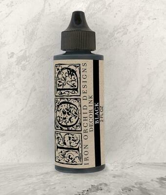 IOD Décor Ink  - 2 oz.  Black