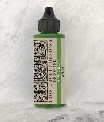 IOD Décor Ink  - 2 oz.  New Grass