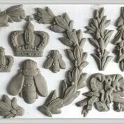 IOD Decor Mould  ~ Laurel   6