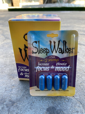 Red Dawn Sleep Walker 4ct