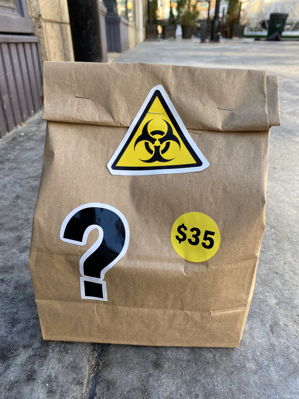 Urban Chaos X COVID-19 Survival Grab Bags
