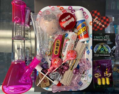 Valentine's Day Smokers Gift Set / Grab Bag $100