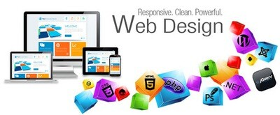 Five-Page Website Design