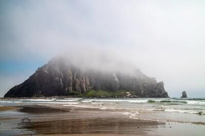 Misty Morro Rock